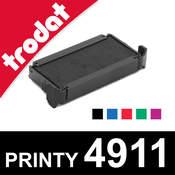 Cassette d'encrage pour Trodat Printy 4911