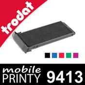 Cassette d'encrage pour Trodat Mobile Printy 9413