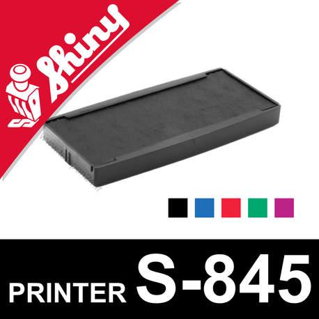Cassette encrage Shiny Printer S-845