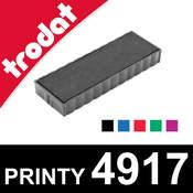 Cassette encrage Trodat Printy 4917