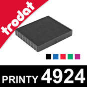 Cassette d'encrage pour Trodat Printy 4924