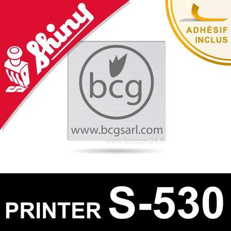 Empreinte Shiny Printer S-530