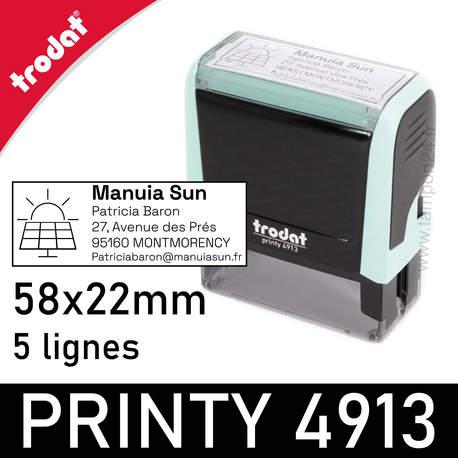 Trodat Printy 4913