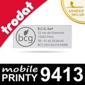 Empreinte Trodat Mobile Printy 9413