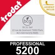Empreinte Trodat Professional 5200