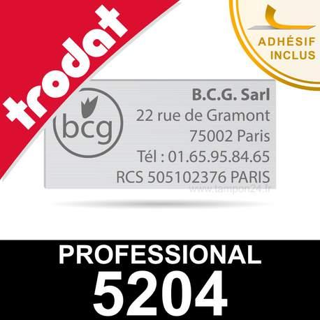 Empreinte Trodat Professional 5204