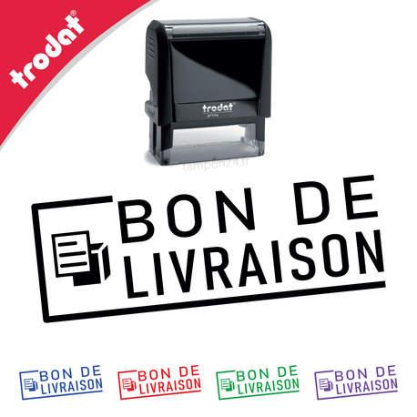Tampon encreur BON DE LIVRAISON