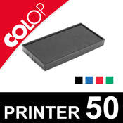 Cassette encrage Colop Printer 50