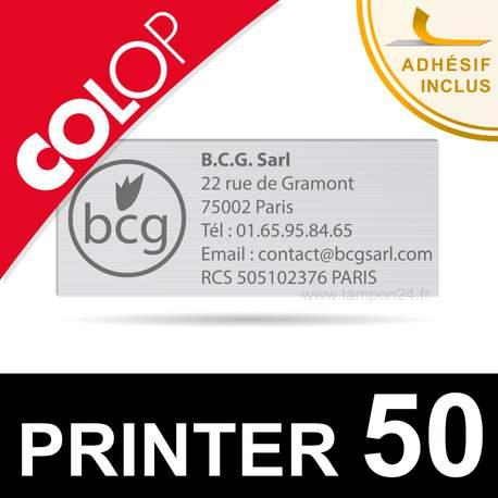 Empreinte Colop Printer 50