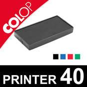 Cassette d'encrage pour Colop Printer 40
