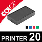 Cassette d'encrage pour Colop Printer 20