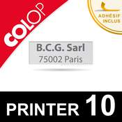Empreinte Colop Printer 10