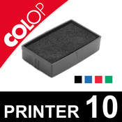 Cassette d'encrage pour Colop Printer 10