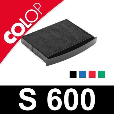 Cassette d'encrage pour tampon Colop S 600
