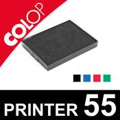 Cassette d'encrage pour Colop Printer 55