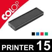 Cassette d'encrage pour Colop Printer 15