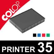 Cassette d'encrage pour Colop Printer 35