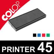 Cassette d'encrage pour Colop Printer 45