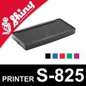 Cassette d'encrage pour Shiny Printer S-825