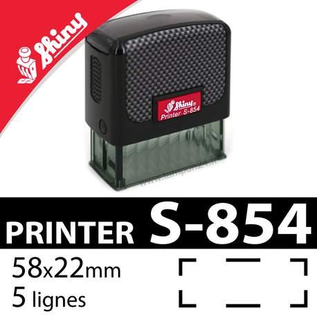 Shiny Printer S-854