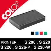 Cassette d'encrage pour Colop Printer S 200 , S 220 , S 226 , S 226-P , S 220-W