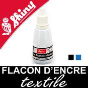 Flacon d'encre spécial textile